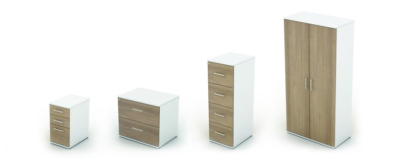 Two-toned furniture