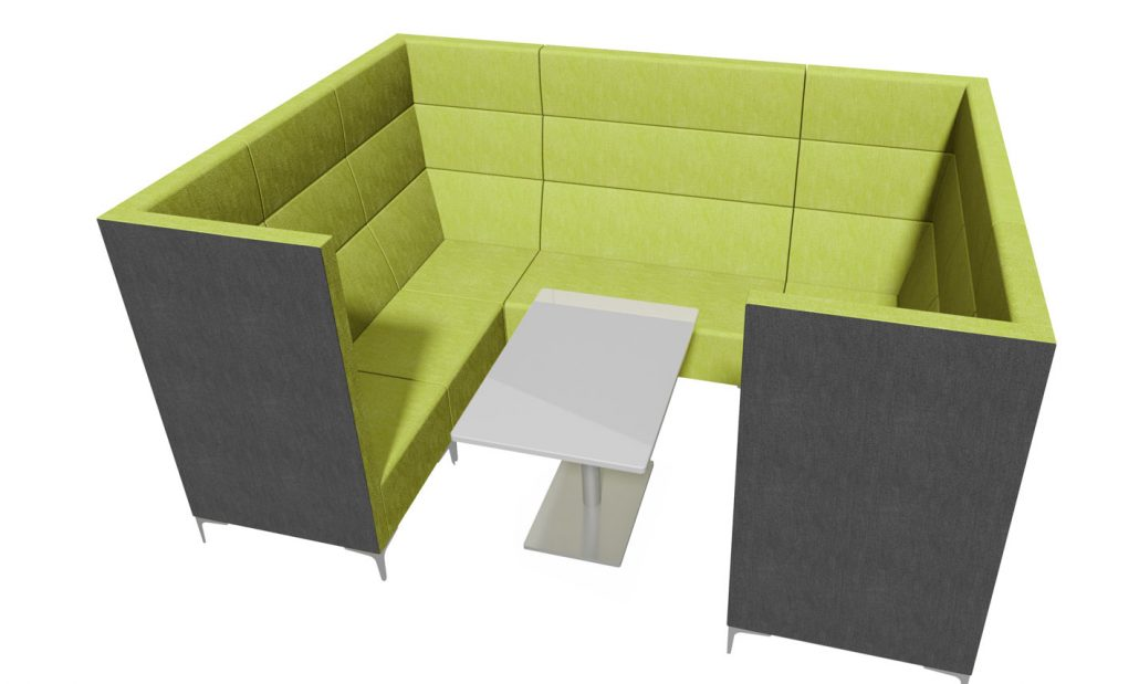 Modular Seating - Huddle Modular Cave
