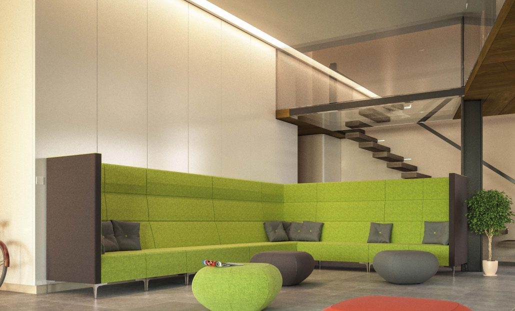 Modular Seating - Huddle High