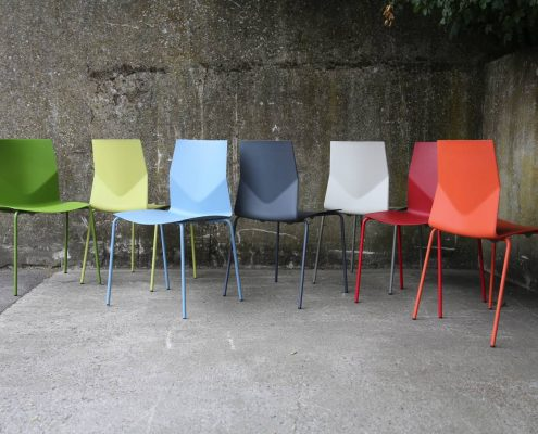 Educational Seating - Bistro Chairs - Canteen - Breakout - College - University - Schools