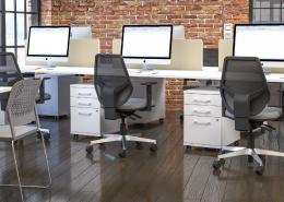 Bench Desks - Office Desks