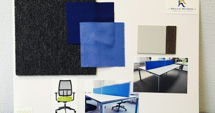 Moodboards - Office Interior Design - Office Space Planning - Office CAD Drawings