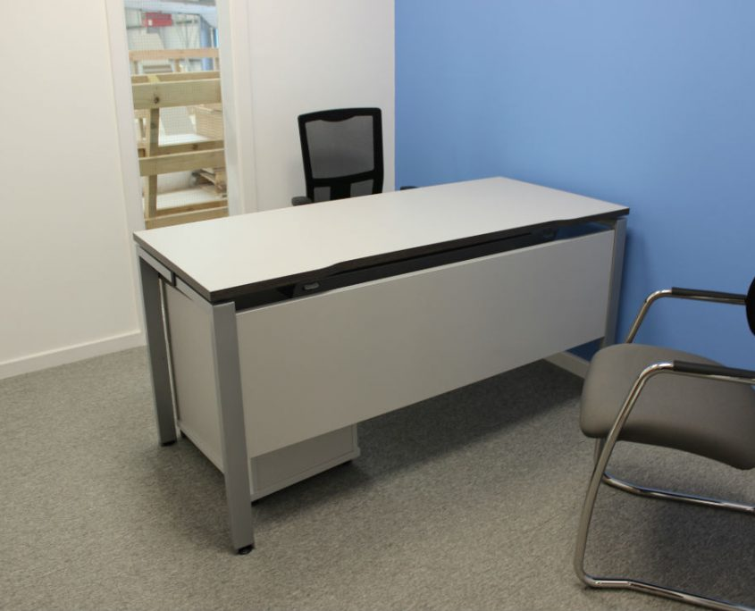 Office Space Planning - Mesh back Meeting Chairs - Meeting Tables - Executive Desks - Operator Chairs