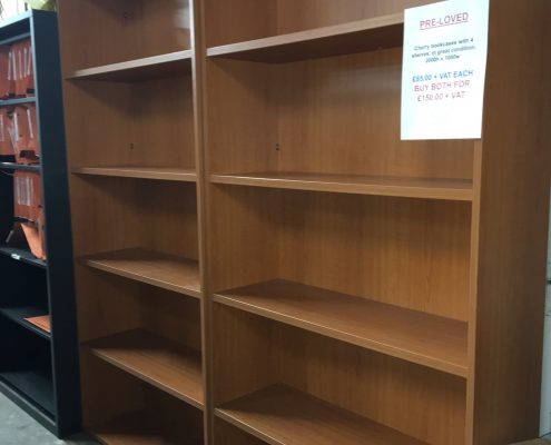 Bookcases - Used Office Furniture Lancashire North West UK