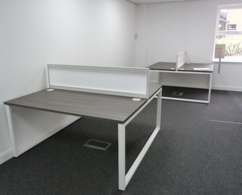 Office Installation - Franklyn Financial Management - Office Furniture Project