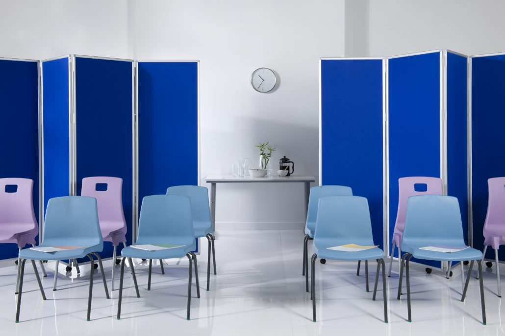 Room Dividers - Office Screens - Educational Screens