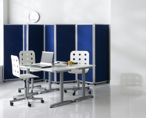 Room Dividers - Office Screens - Educational Screens