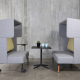 Interactive Furniture - FourUS Cave - FourUS Ear - High Back Sofa - Soft Seating