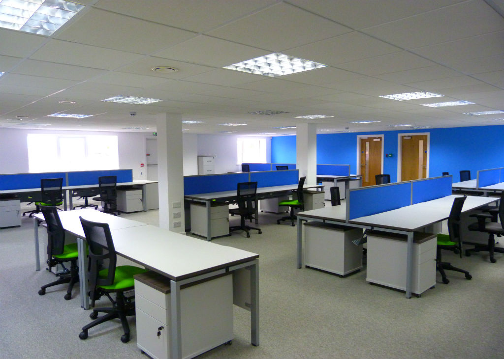 Hallis Hudson Office Furniture