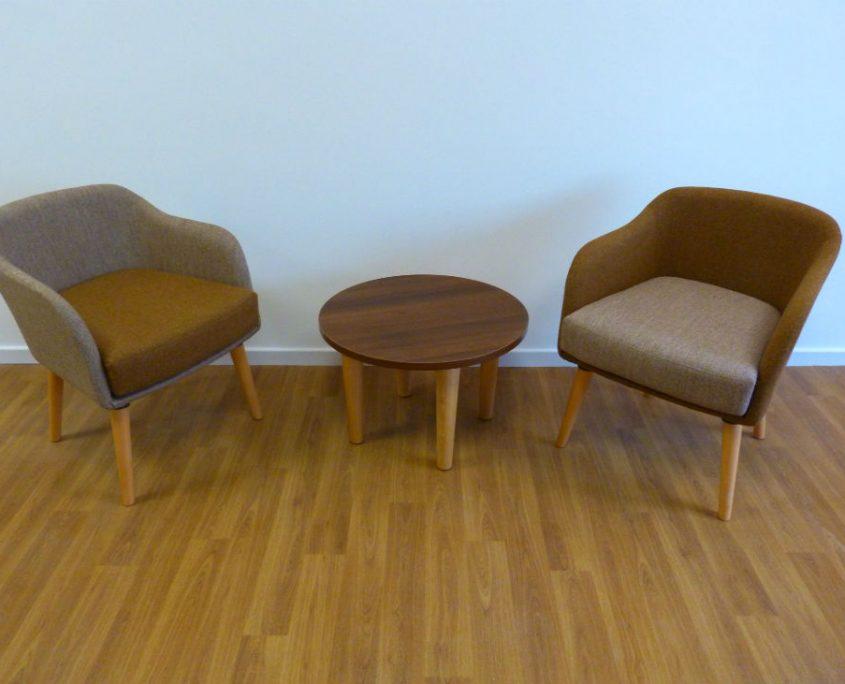 Hallis Hudson - Office Furniture Preston - Office Installation