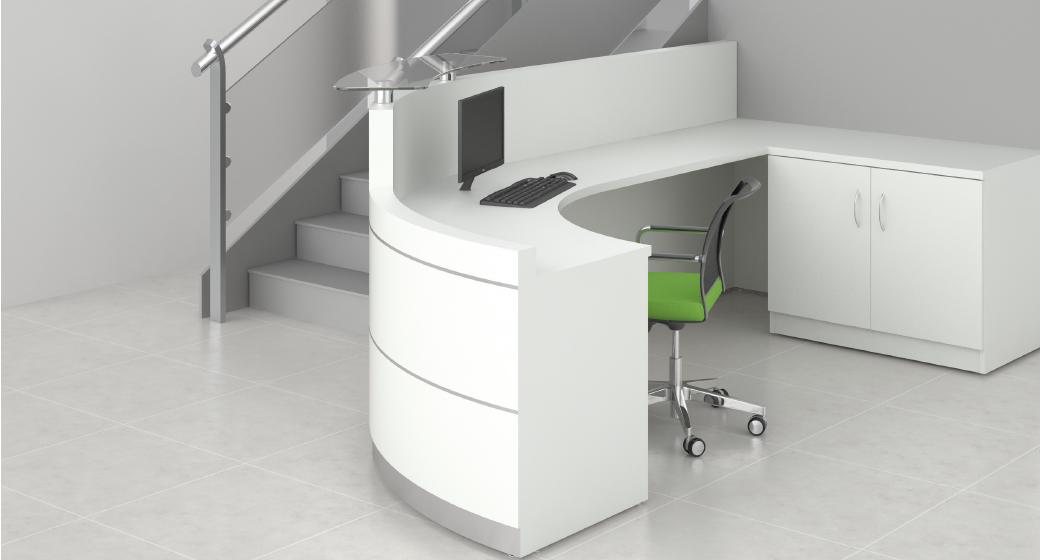 Reception Area Planning - Reception Area - Reception Desk - Reception Counter