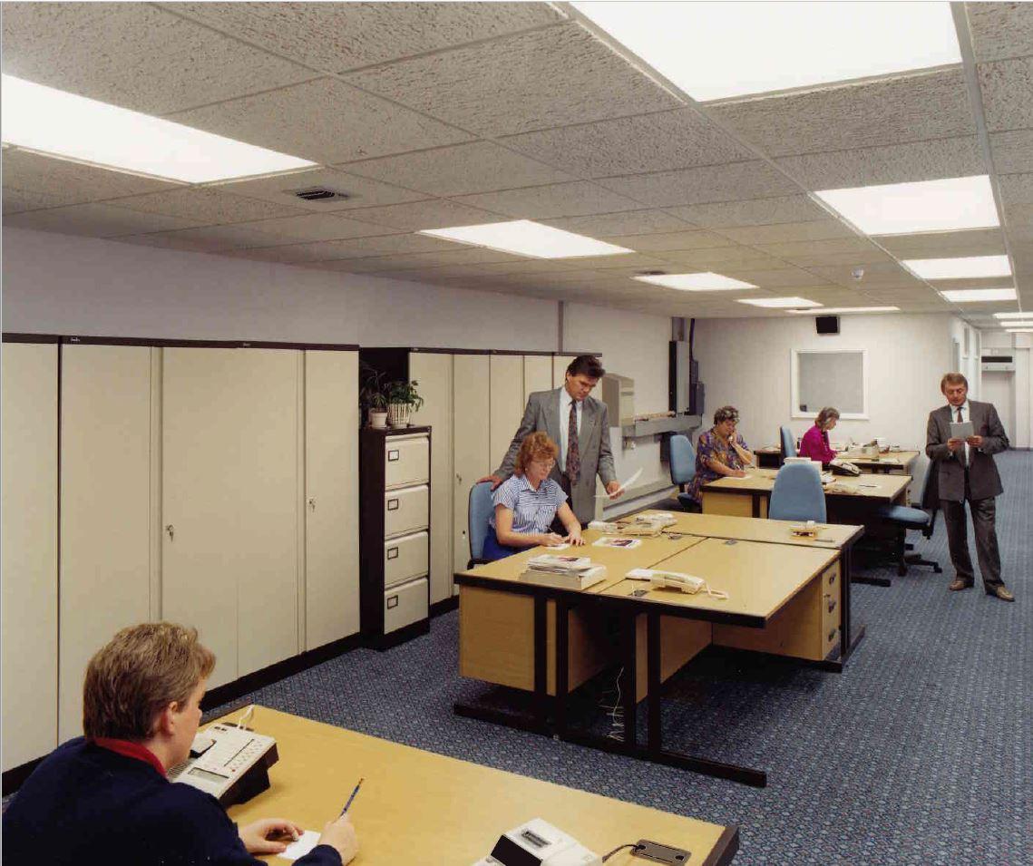 Bevlan's History - Office Furniture - Office Furniture Lancashire - Office Desks - Office Storage