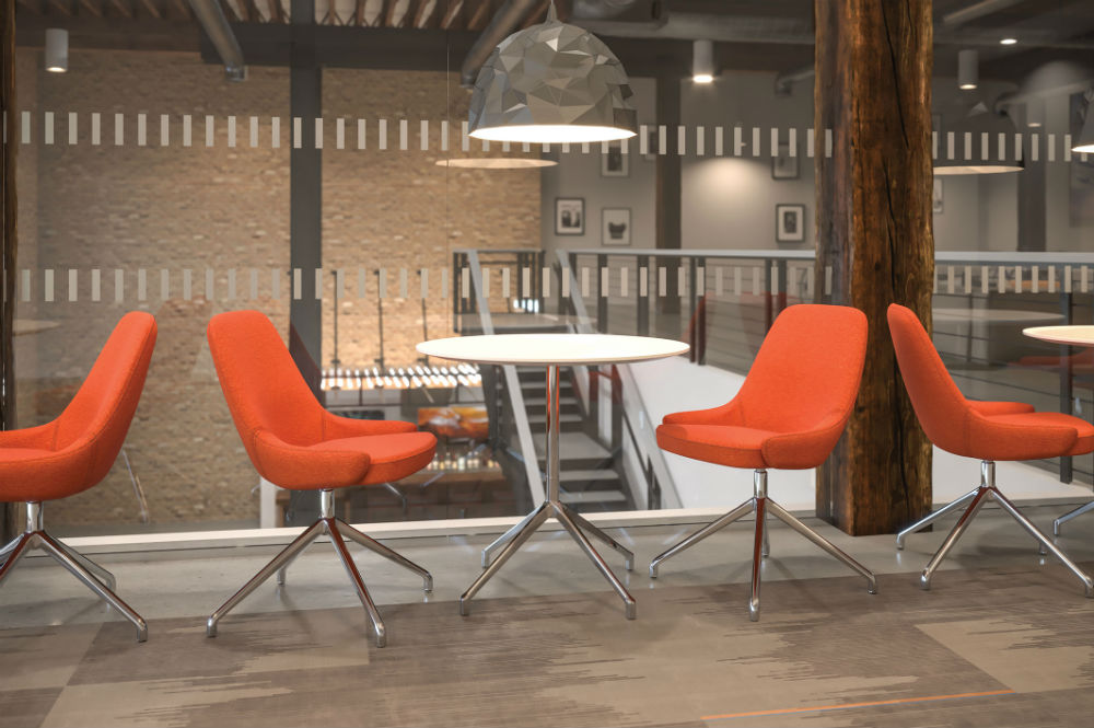 Funky Furniture - Funky Office Furniture - Downtown - Breakout Seating - Funky Seating