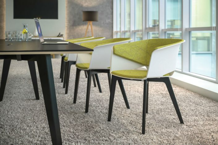 Funky Furniture - Funky Office Furniture - Etch - Breakout Seating - Funky Seating - Meeting Chair