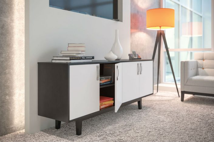 Funky Furniture - Funky Office Furniture - Jig Credenza - Office Storage