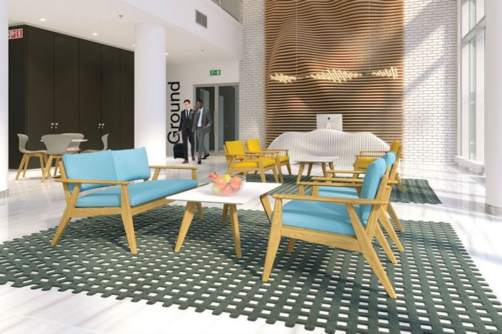 Funky Furniture - Funky Office Furniture - Scandi - Breakout Seating - Funky Seating