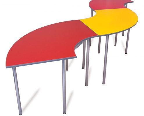 Arc1 curve table