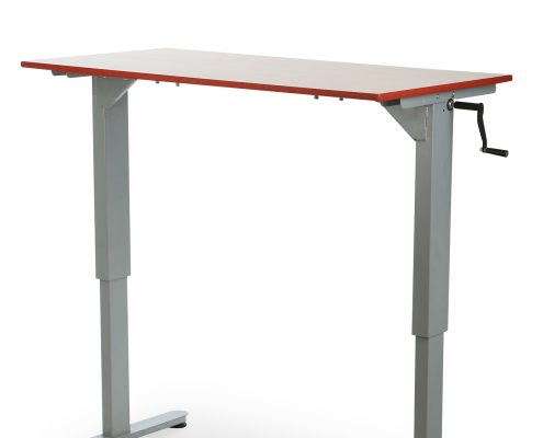 Height desk