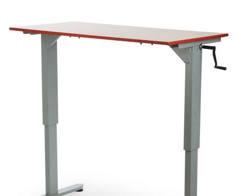 Height desk