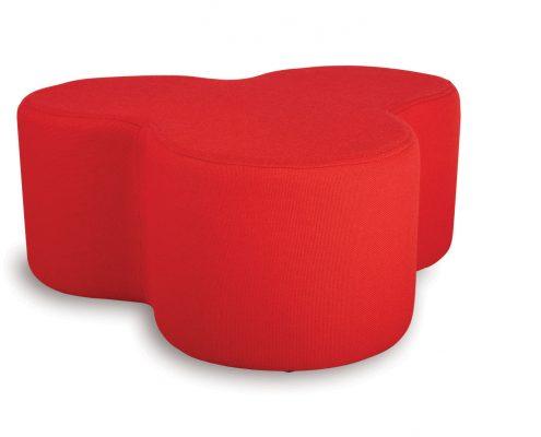 Clover stool