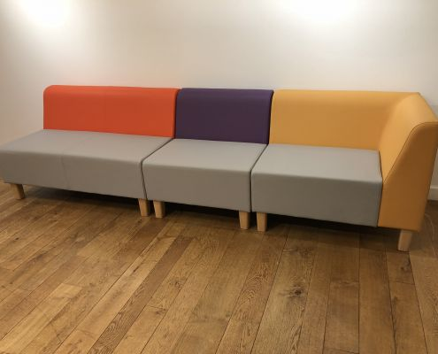 Onefile four seater