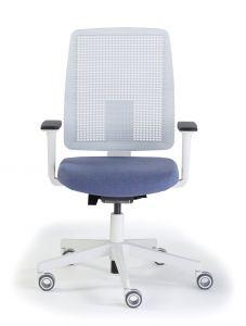 Ensemble white chair