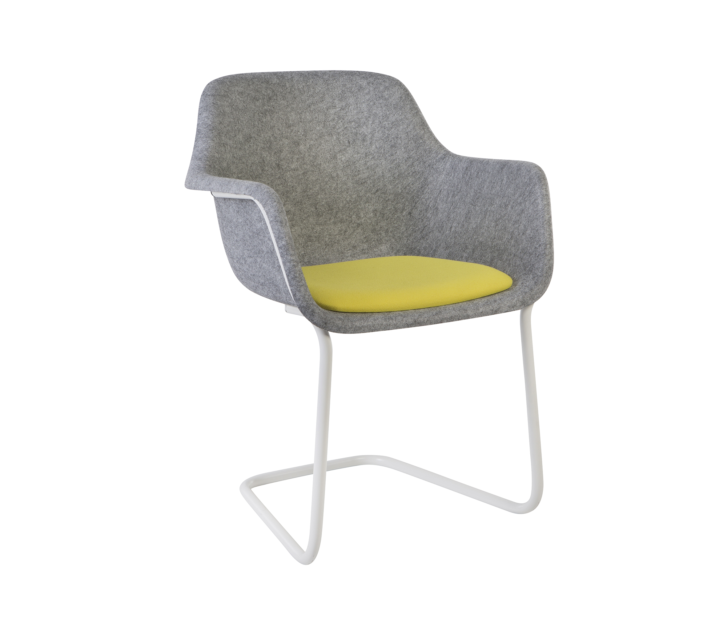 Moka yellow chair
