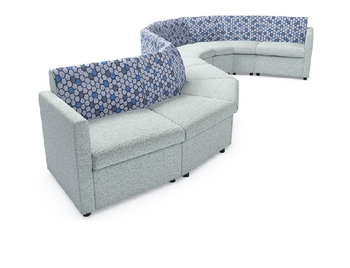 Nexus reception seating
