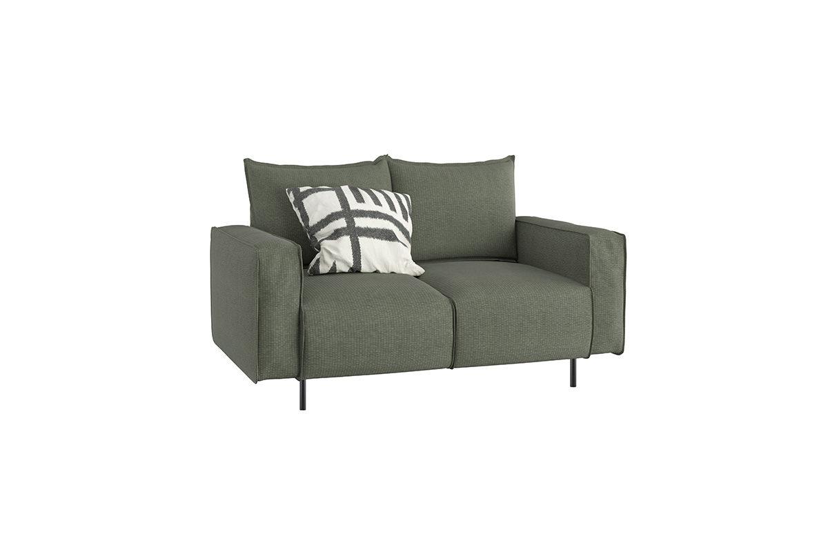 Snug 2-seater sofa