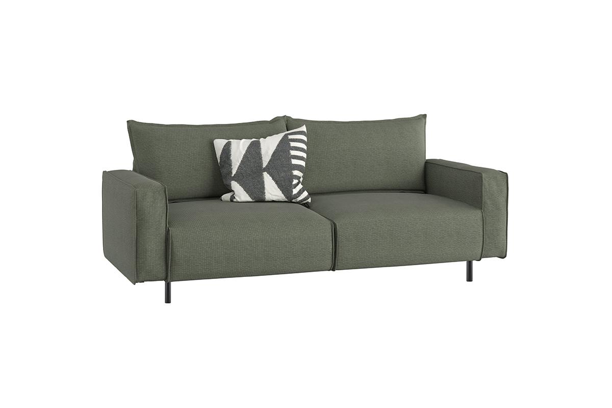Snug 3-seater sofa