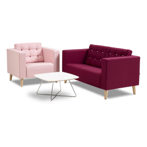 Abby Reception Soft Seating Reception Furniture