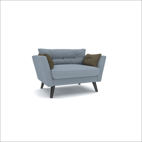 Urban Sofa single-seater picture on white background