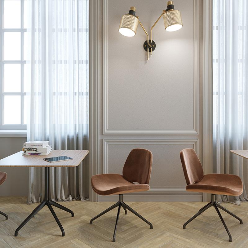 Era Chair Scene - Longe chair, Breakout chair, Meeting chair