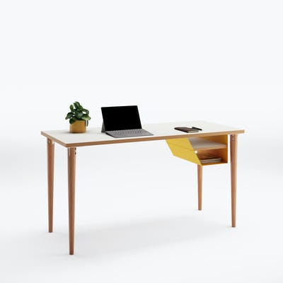 Poise Desk is a part of the Belong collection by a famous office furniture manufacturer - Bisley Furniture. In 2021 the Belong collection has been nominated to the Mixology Awards 2021. Now this range is available at Bevlan Office Interiors LTD
